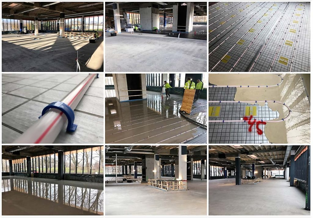 NFM Gulvvarmeplader til nyt gulv